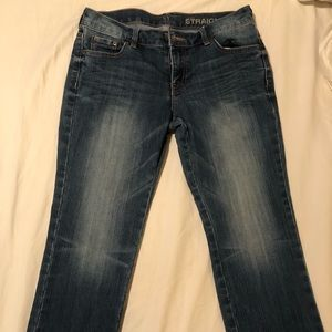 New York & Co cropped capris size 2